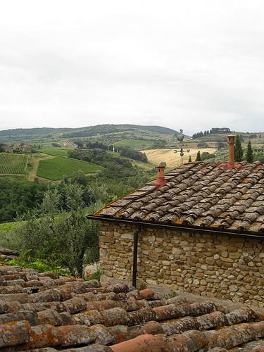 Tuscan Villas Near Pistoia