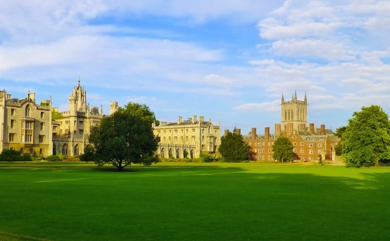 Top 10 Places To Visit In The UK - Cambridge