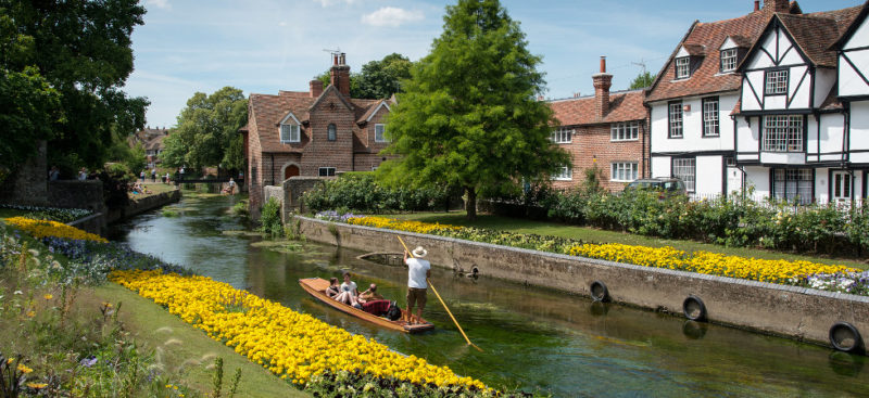 Top 10 Places To Visit In The UK - Canterbury