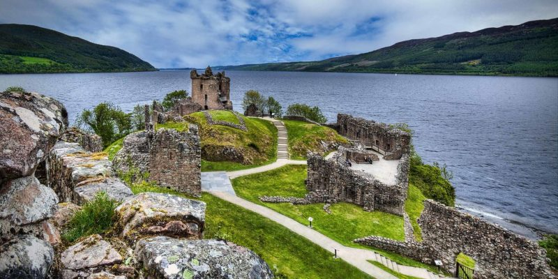 Top 10 Places To Visit In The UK - Lockness