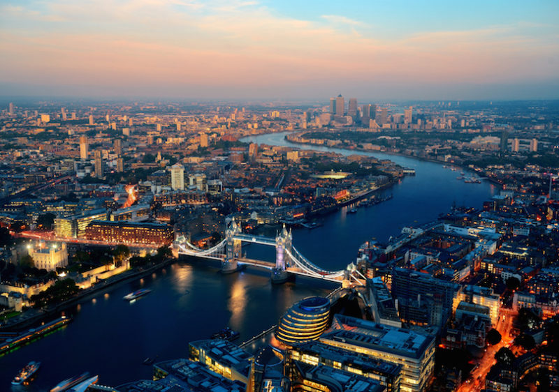 Top 10 Places To Visit In The UK - London