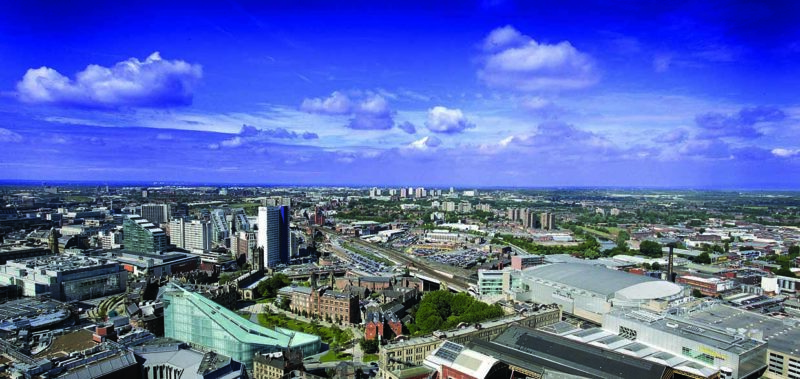 Top 10 Places To Visit In The UK - Manchester