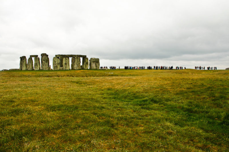 Top 10 Places To Visit In The UK - Stonehenge
