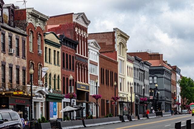 Ten Must See Sights in Washington DC - Georgetown
