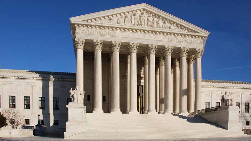 Ten Must See Sights in Washington DC - The US Supreme Court